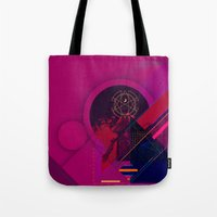 occult Tote Bags featuring Occult Medical Treatment by Largetosti
