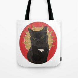 Murphy, The Gothic Saint Tote Bag