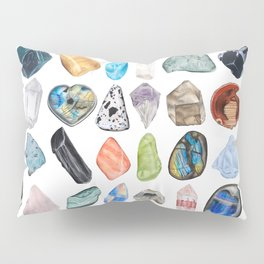 Illuminated Structure: Mineral Party 3 Pillow Sham