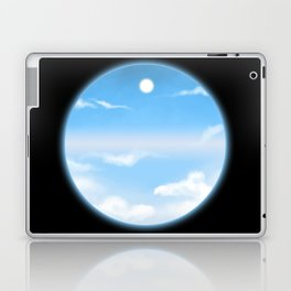 World Within Me - Blue Laptop & iPad Skin