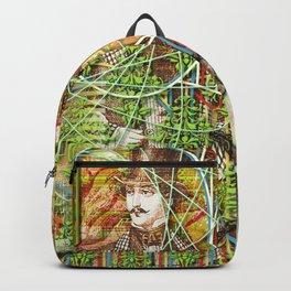 Crimson Petal's Lying Decay Backpack