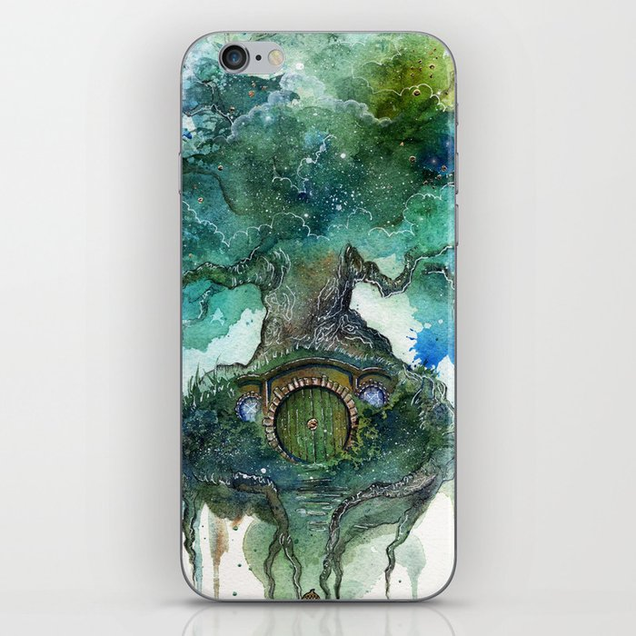 Oak Tree iPhone Skin