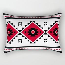 Bulgarian Folklore Inspired Design - KANATITSA Rectangular Pillow