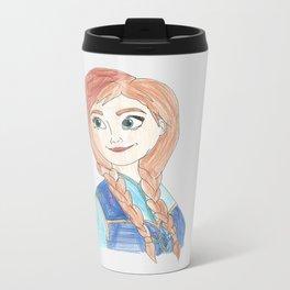 Anna Frozen Travel Mug