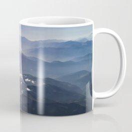 Alps view Coffee Mug