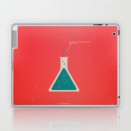 My Beaker Bubbles For You  Laptop & iPad Skin