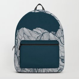 Rocks of nature Backpack