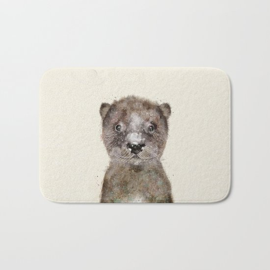 little otter Bath Mat