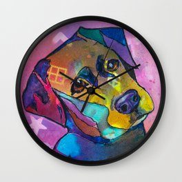 Sweetie Wall Clock