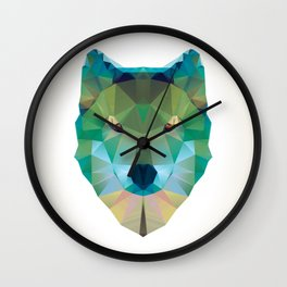 Wolf Crystalize 01-A Wall Clock