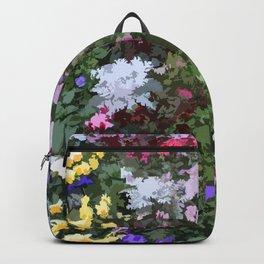 """""""Strange Flowers"""" Backpack"""