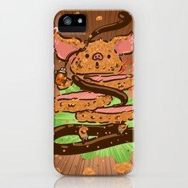 Katsuboi iPhone Case