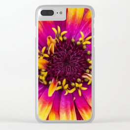 Blossom Forth Clear iPhone Case