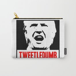 Tweetledumb Carry-All Pouch