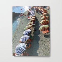 Monterosso al Mare Metal Print