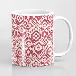 lezat red Coffee Mug
