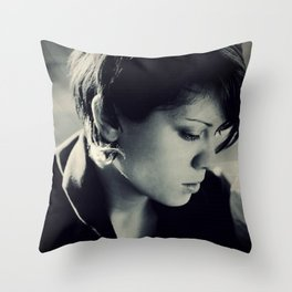 Tegan Quin Throw Pillow