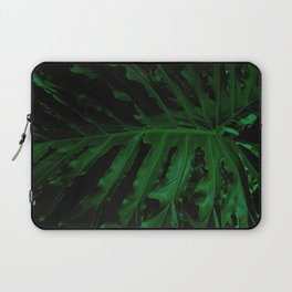 Green is the new black foliage photograhy no 3 Laptop Sleeve
