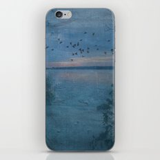 Dusk at the Lake iPhone & iPod Skin