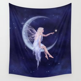 Birth of a Star Wall Tapestry