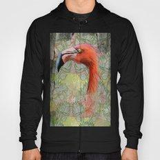 Red big bird Hoody