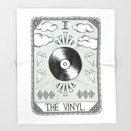 The Vinyl Throw Blanket