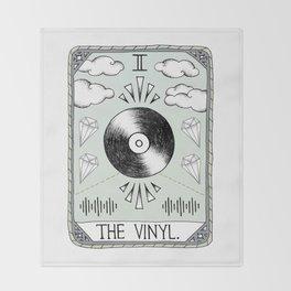 The Vinyl Throw Blanket