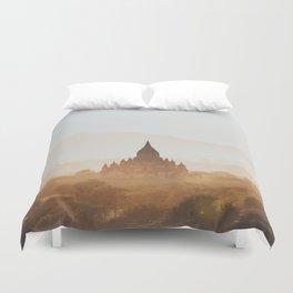 Bagan IV Duvet Cover