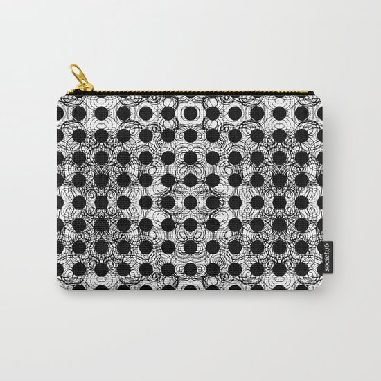 black dot system Carry-All Pouch