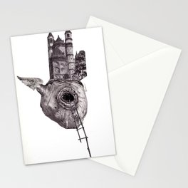 The Heart of The City Stationery Cards