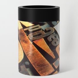 3B - Typography Photography™ Can Cooler