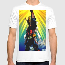 THE SYMBOL OF PEACE - ALL MIGHT T-shirt