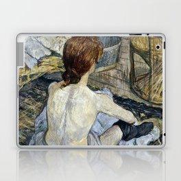 Henri De Toulouse Lautrec - Rousse Laptop & iPad Skin