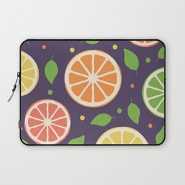 Lemon, Lime and Bitters Laptop Sleeve
