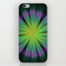 Sonic Bloom iPhone & iPod Skin