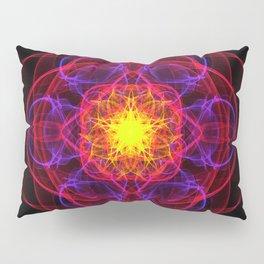 Silkweave / Neon Sigil 1 Pillow Sham