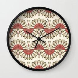 Art Deco 53 . Eastern . Wall Clock