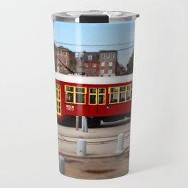 Street Car Travel Mug