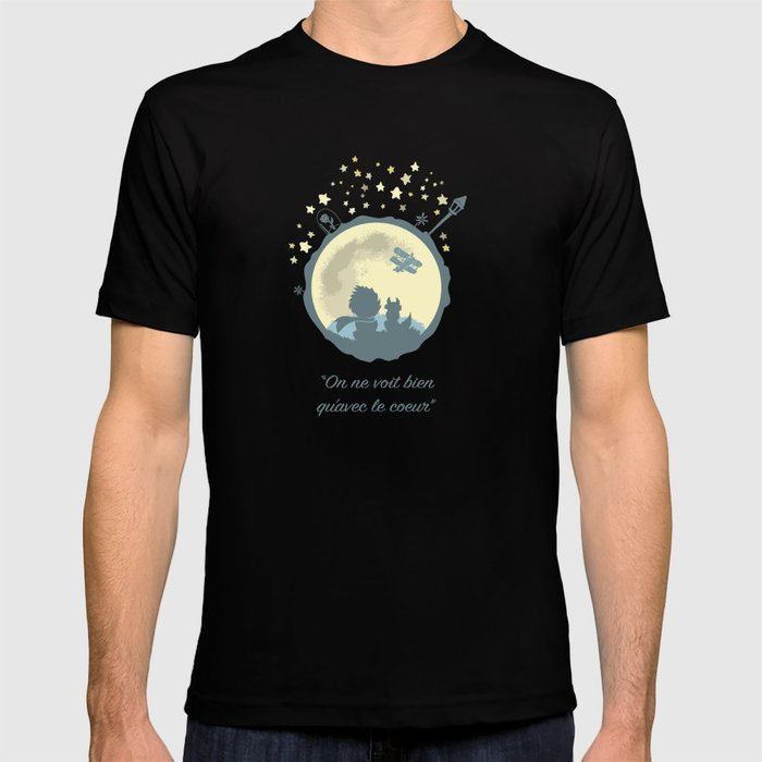 The Prince & The Moon T-shirt