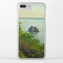 Breizh Clear iPhone Case