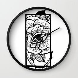 A natural look Wall Clock
