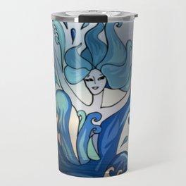 mermaid dance Travel Mug