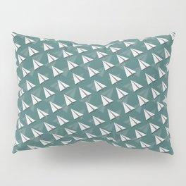 Paper Airplane 4 Pillow Sham