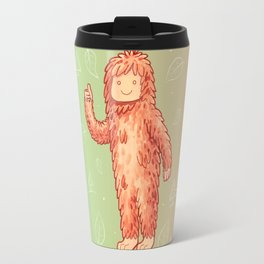 Sasquatch - Cute Cryptid Travel Mug