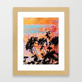 Lunn Series 1 of 4 Framed Art Print