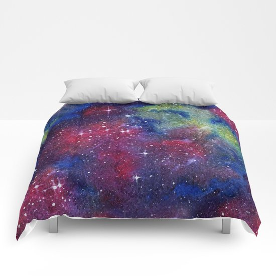 Galaxy #1 Comforters