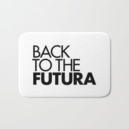 Back to the Futura Bath Mat