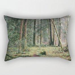 Forest Floors Rectangular Pillow