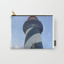 saint augustine lighthouse photography Carry-All Pouch