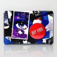 stickers iPad Cases featuring Stickers by very giorgious